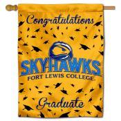 FLC Skyhawks Graduation Banner