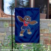 Florida Atlantic Owls Mascot Garden Flag