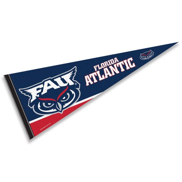 Florida Atlantic Owls Pennant