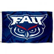 Florida Atlantic University Grommet Flag