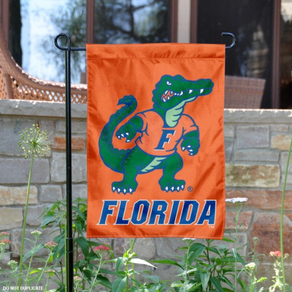 Florida Gators Albert Garden Flag