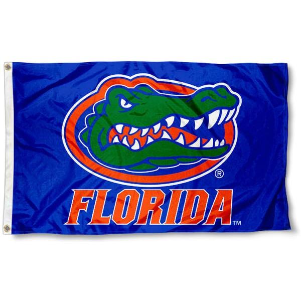 Florida Gators Flag - Blue