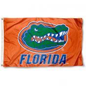 Florida Gators Flag - Orange