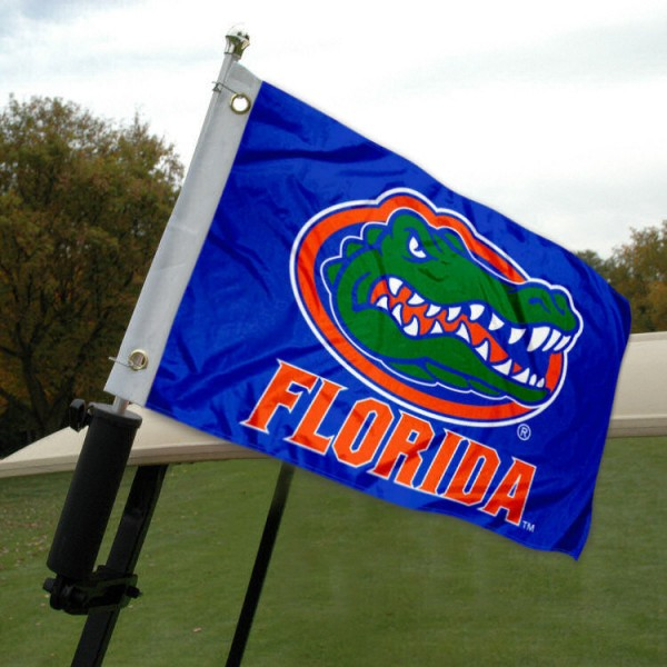 Florida Gators Golf Cart Flag
