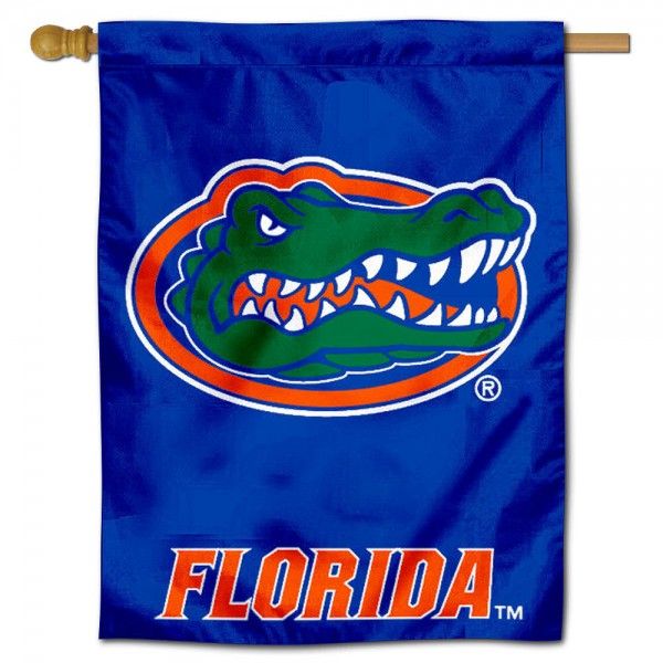 Florida Gators Polyester House Flag