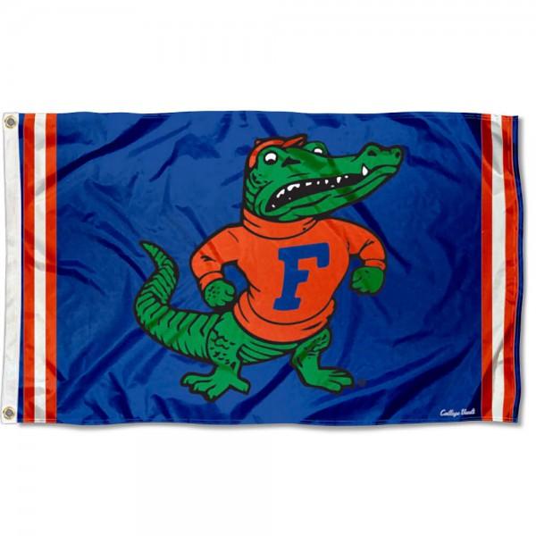 Florida Gators Retro Vintage 3x5 Feet Banner Flag