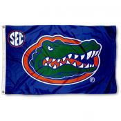 Florida Gators SEC Flag