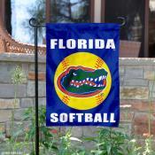 Florida Gators Softball Garden Flag