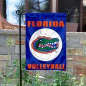 Florida Gators Volleyball Garden Flag