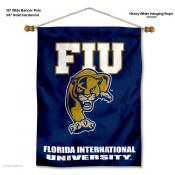 Florida International Panthers Wall Hanging
