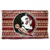 Florida State Seminoles Flag