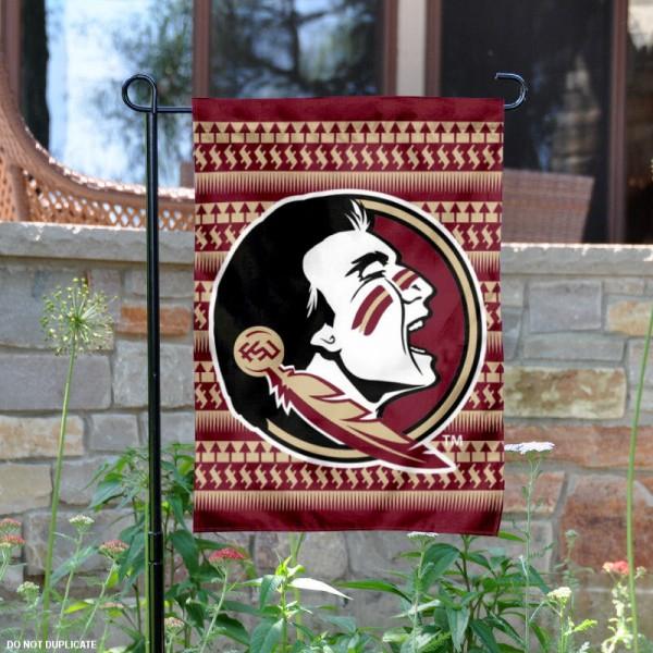 Florida State Seminoles Garden Flag