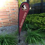 Florida State Seminoles Mini Teardrop Garden Flag