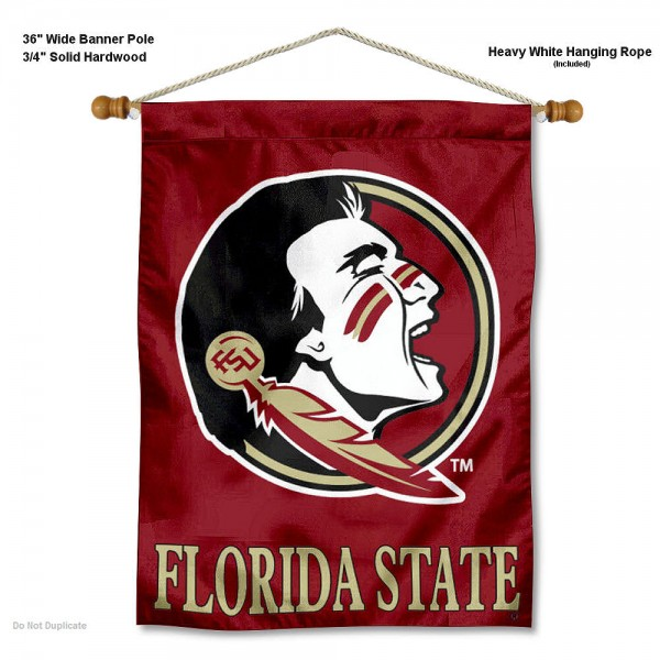 Florida State Seminoles Wall Hanging