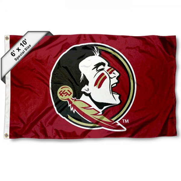 Florida State University 6x10 Large Flag