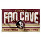 Florida State University Seminoles Man Cave Dorm Room 3x5 Banner Flag