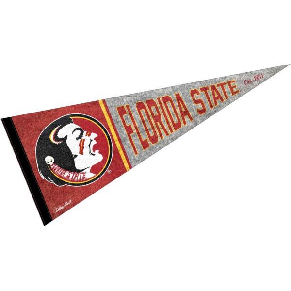 Florida State University Seminoles Pennant