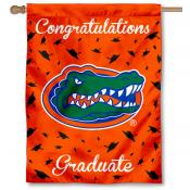 Florida UF Gators Graduation Banner