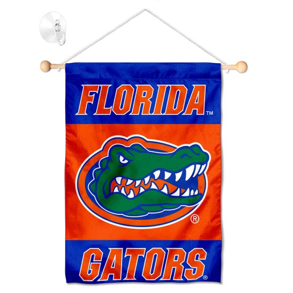 Florida UF Gators Small Wall and Window Banner