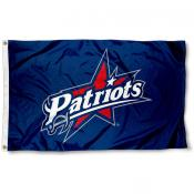 FMU Patriots 3x5 Foot Pole Flag