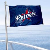 FMU Patriots Boat Nautical Flag