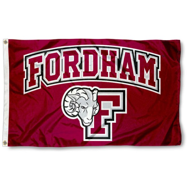 Fordham Rams 3x5 Foot Flag