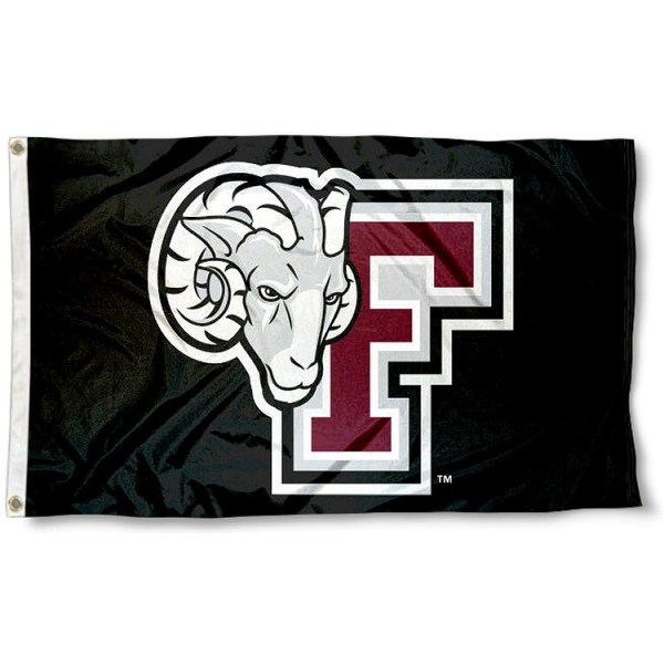 Fordham Rams 3x5 Foot Pole Flag