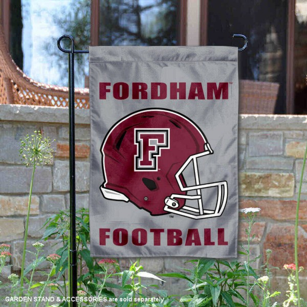 Fordham Rams Football Garden Flag