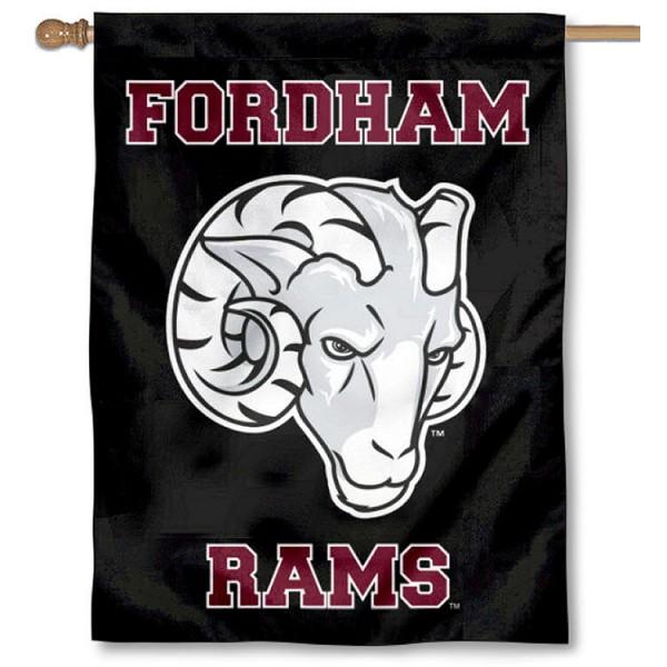 Fordham Rams House Flag