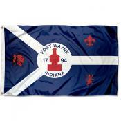 Fort Wayne City 3x5 Foot Flag