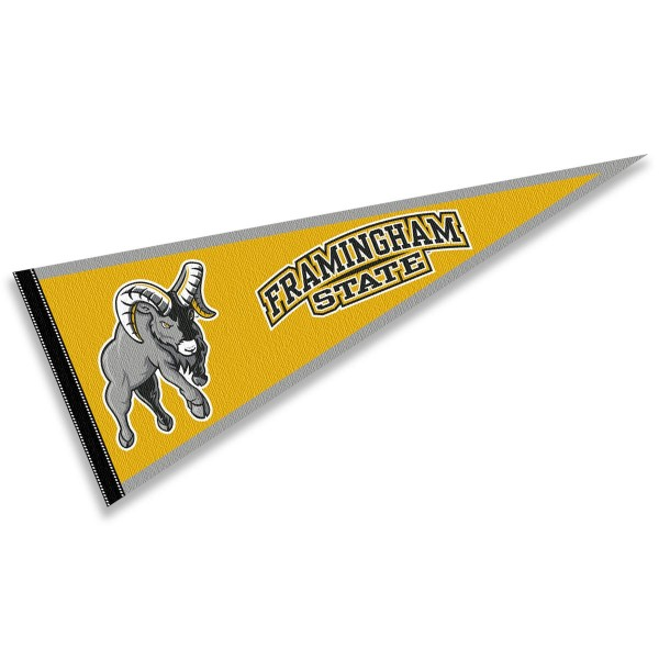 Framington State Rams Pennant