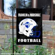 Franklin and Marshall Diplomats Football Garden Flag