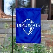 Franklin and Marshall Diplomats Logo Garden Banner