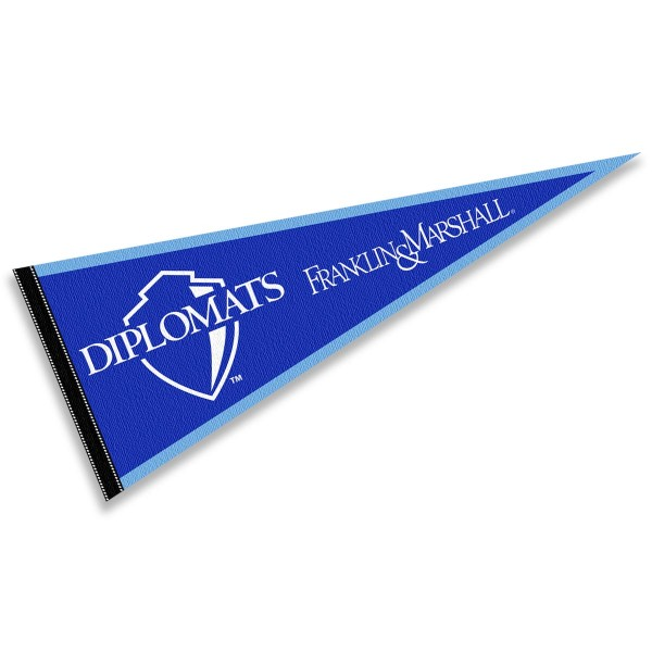 Franklin and Marshall Diplomats Pennant