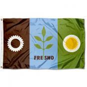 Fresno City 3x5 Foot Flag