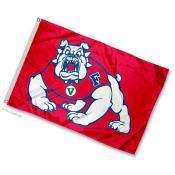 Fresno State Bulldogs Mini Flag