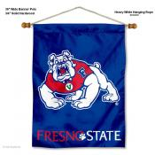 Fresno State Bulldogs Wall Hanging