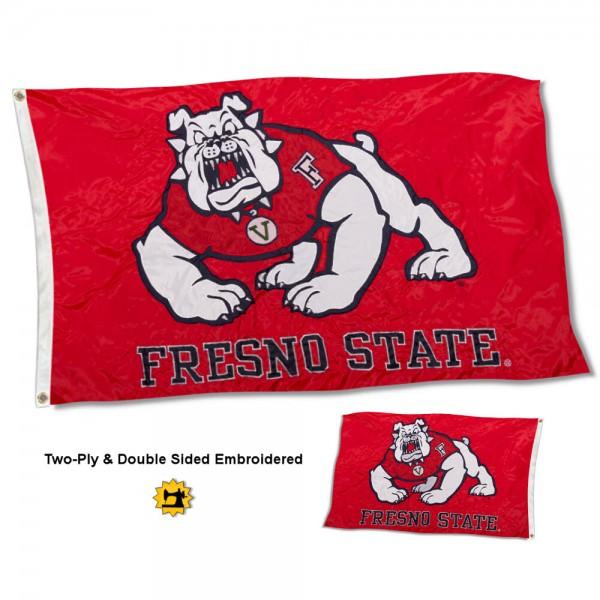 Fresno State University Flag - Stadium