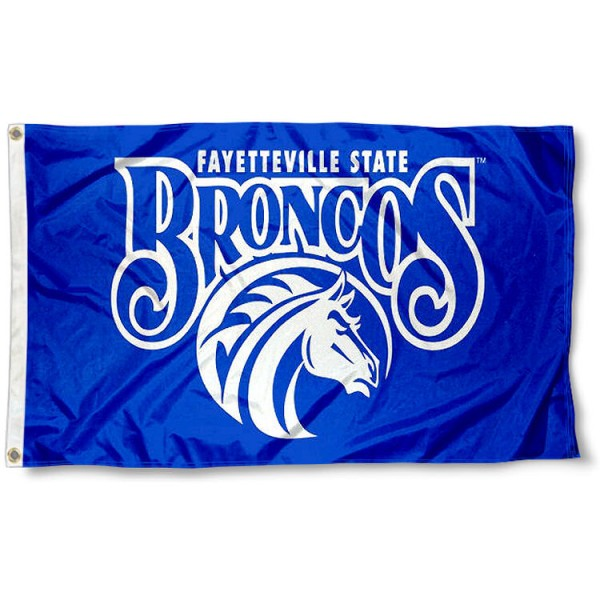 FSU Broncos Flag