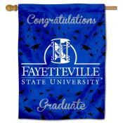 FSU Broncos Graduation Banner