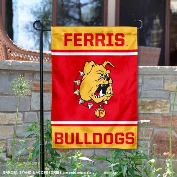 FSU Bulldogs Garden Flag