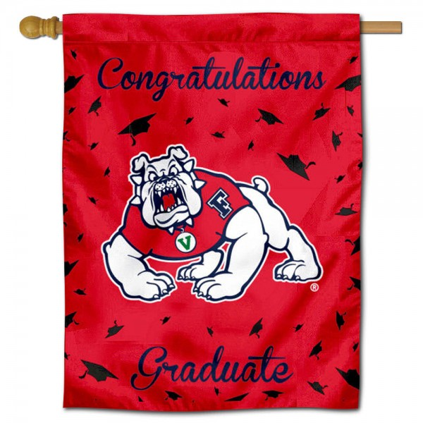 FSU Bulldogs Graduation Banner