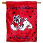 FSU Bulldogs Graduation Banner