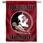 FSU Noles House Flag