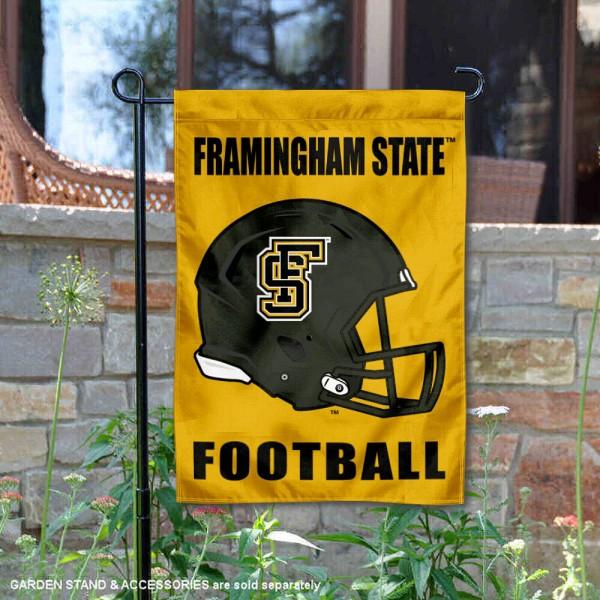 FSU Rams Football Garden Flag