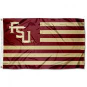 FSU Seminoles American USA Nation Flag