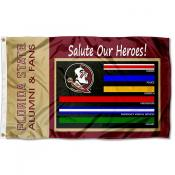 FSU Seminoles Essential Services Flag