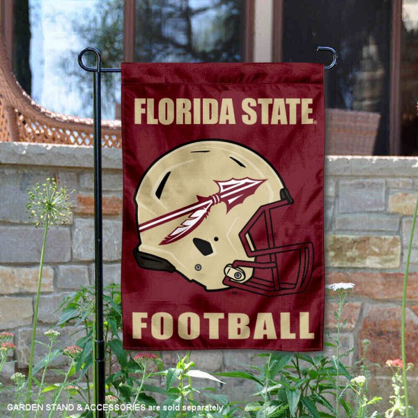 FSU Seminoles Football Garden Flag
