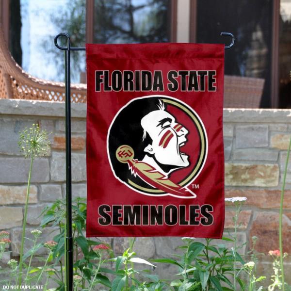 FSU Seminoles Garden Flag