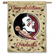 FSU Seminoles Graduation Banner